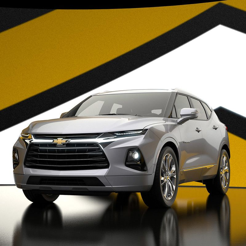 2019 Chevrolet Blazer in Sherman, TX